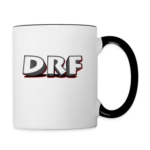 DRF Mok png - Mok tweekleurig