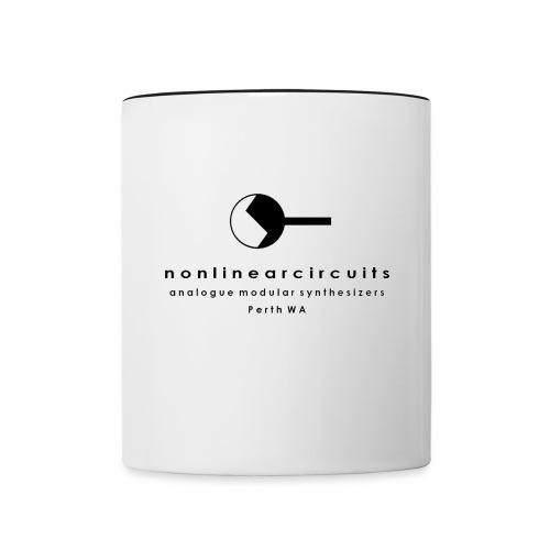nlc logo - Contrasting Mug