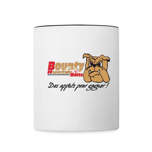 logobhbdesappats png - Mug contrasté