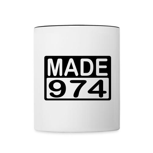 Made 974 - v2 - Mug contrasté