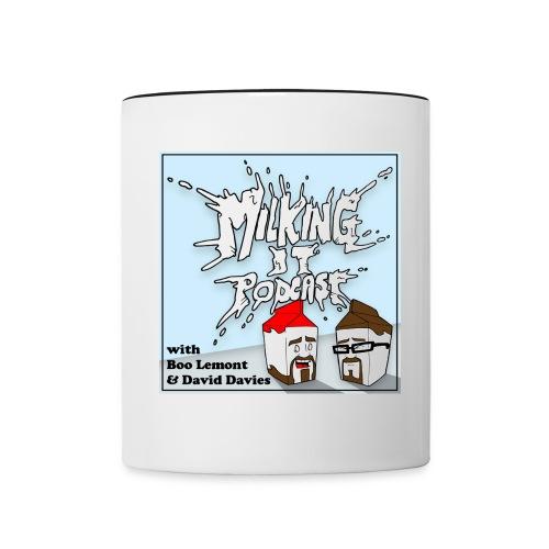 milkyb png - Contrasting Mug