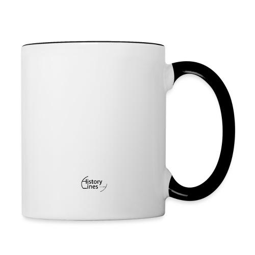 napoleon - Contrasting Mug