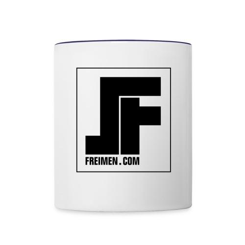 Freimen.com Emblem - Tofarget kopp