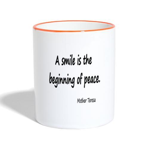 1 05 2 - Contrasting Mug