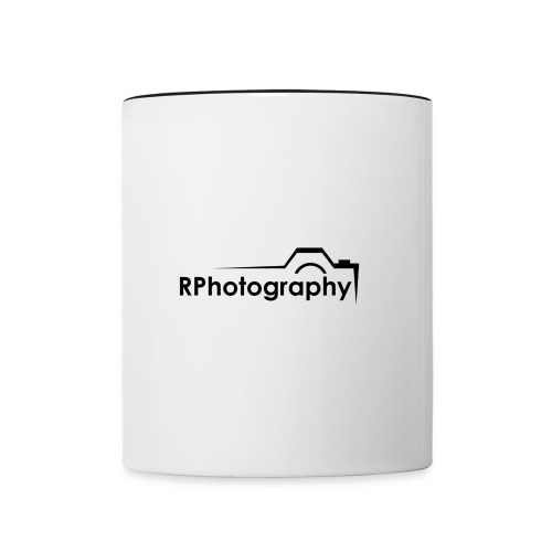 Mug RPhotography - Mug contrasté