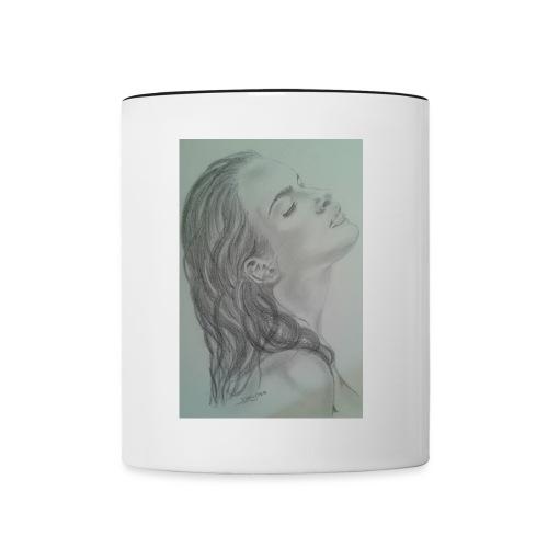 022 - Mug contrasté