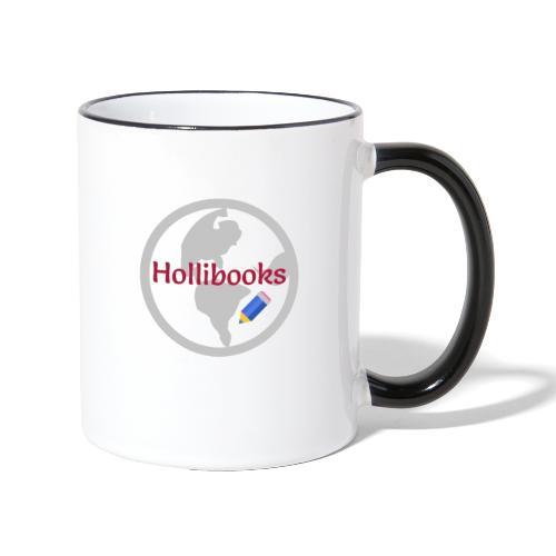 Logo ganz neu jpg - Tasse zweifarbig