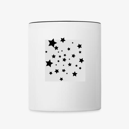 dessin 4 - Mug contrasté