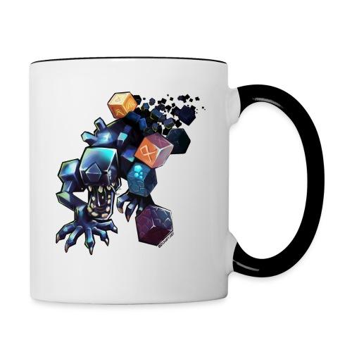 BDcraft Alien - Contrasting Mug