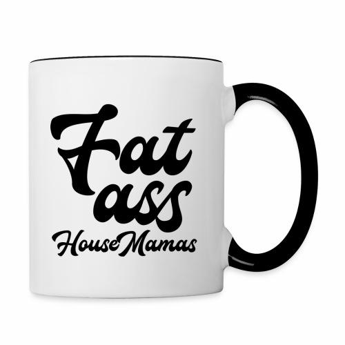 fatasshousemamas - Kaksivärinen muki