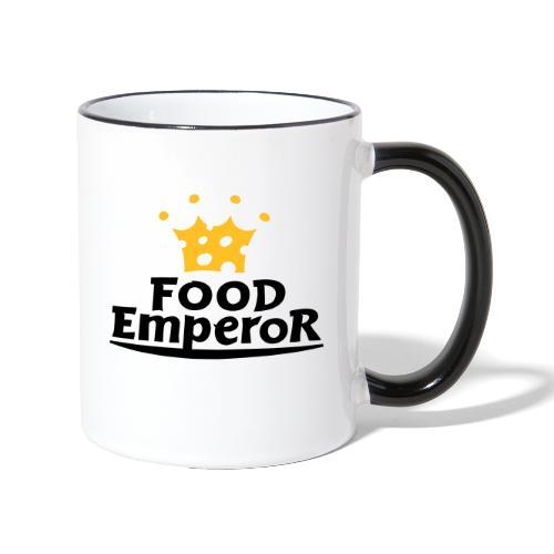 Urzędnik Cesarza Żywności - Kubek dwukolorowy