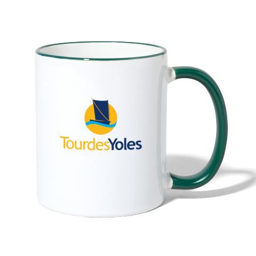 Tour des Yoles - Mug contrasté