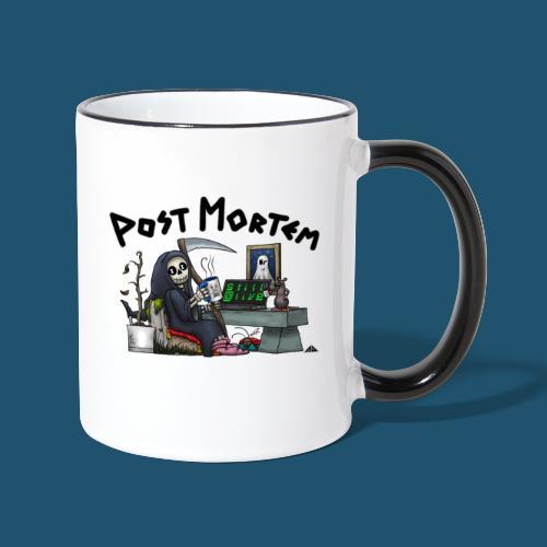 Post Mortem - Still Alive - Tvåfärgad mugg