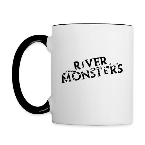 Merry Fishmas - Contrasting Mug