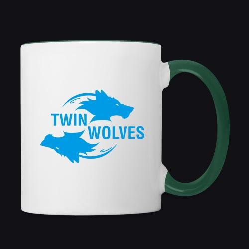 Twin Wolves Studio - Tazze bicolor