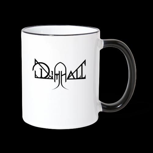 Dimhall Black - Contrasting Mug