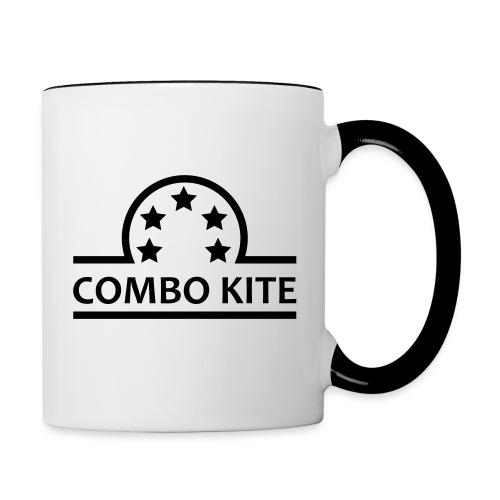 BRAND LOGO COMBO KITE - Contrasting Mug