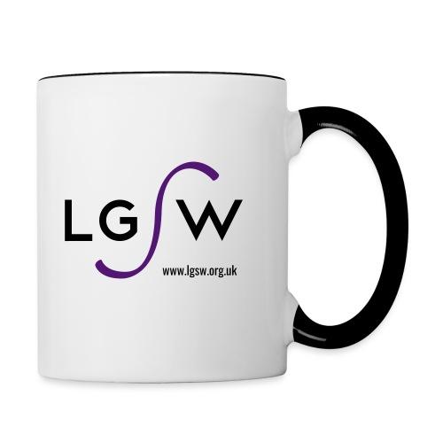 LGSW_large_white - Contrasting Mug