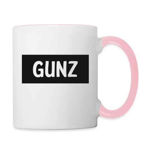 Gunz - Tofarvet krus