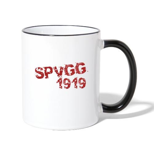Spvgg1919 - Tasse zweifarbig