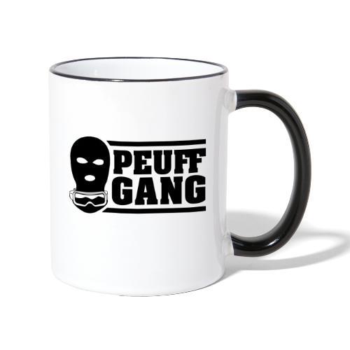 Peuff Gang Gold - Mug contrasté
