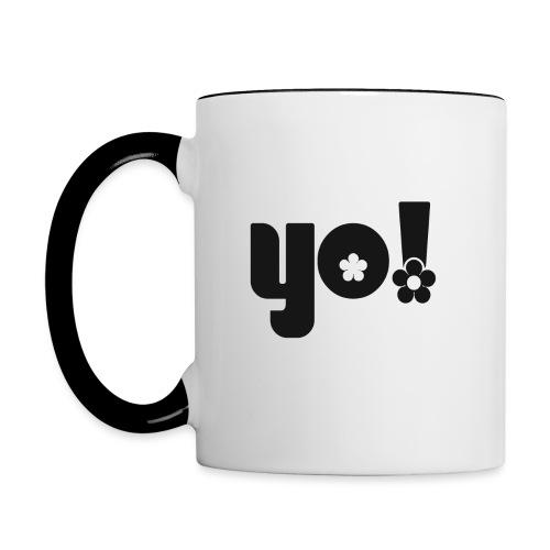 Yo power - Tofarvet krus