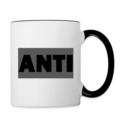 ANTI - Tasse zweifarbig