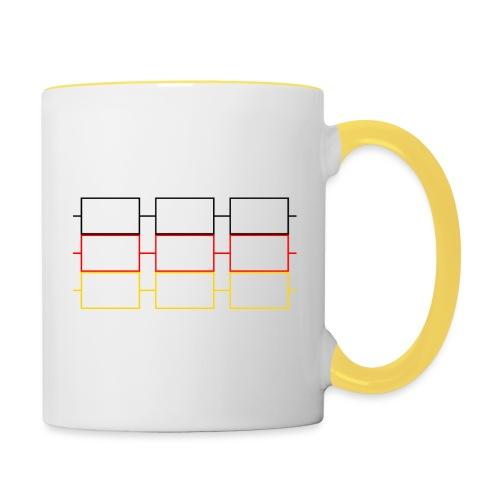 FAIRstand 20.1 - Tasse zweifarbig