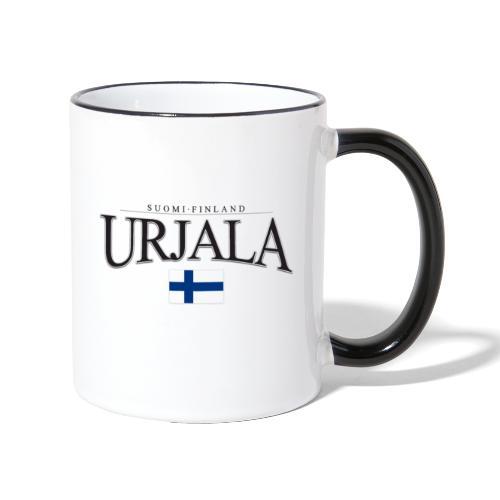 Suomipaita - Urjala Suomi Finland - Kaksivärinen muki
