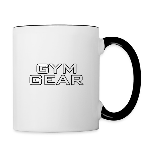 Gym GeaR - Contrasting Mug