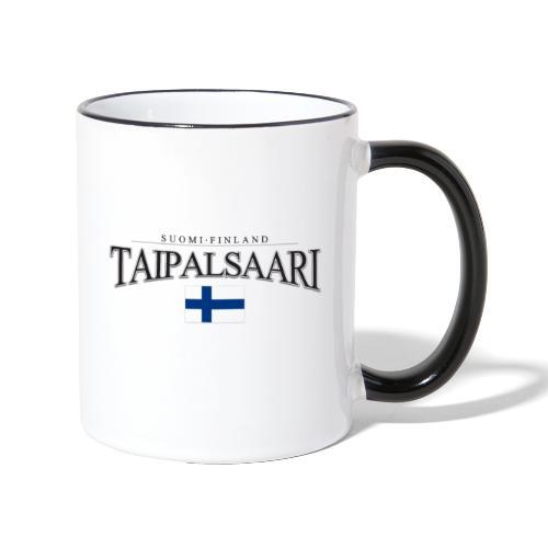 Suomipaita - Taipalsaari Suomi Finland - Kaksivärinen muki