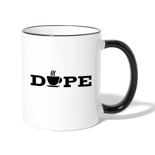 Dope Letter - Contrasting Mug