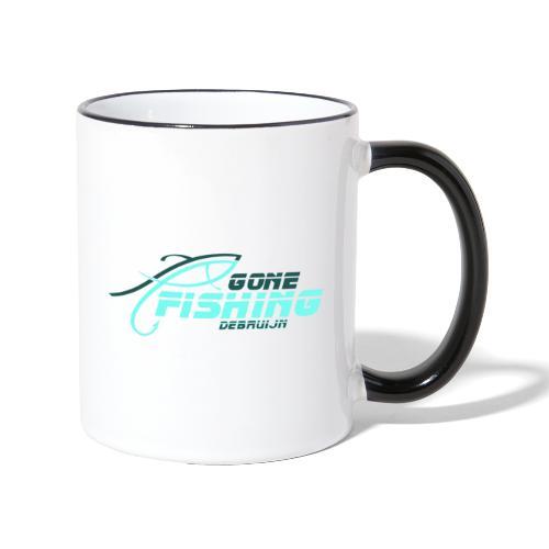 GONE-FISHING (2022) DEEPSEA/LAKE BOAT T-COLLECTION - Contrasting Mug