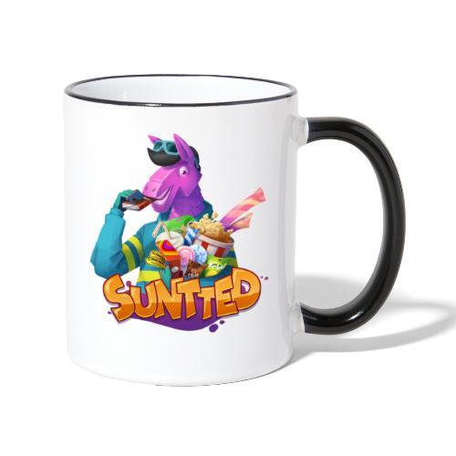Suntted Confiseries - Mug contrasté