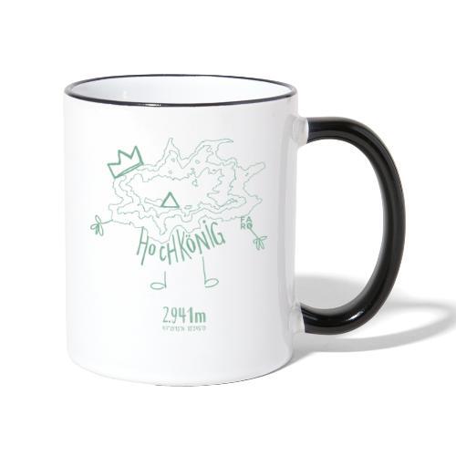 The Hochkoenig Monster - Contrasting Mug