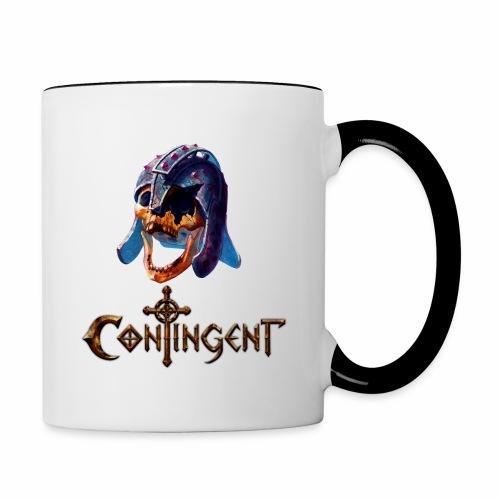 Contignent Logo - Contrasting Mug