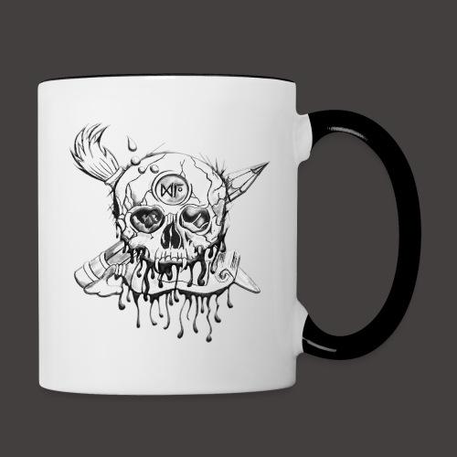 CRANE OF GU - Mug contrasté