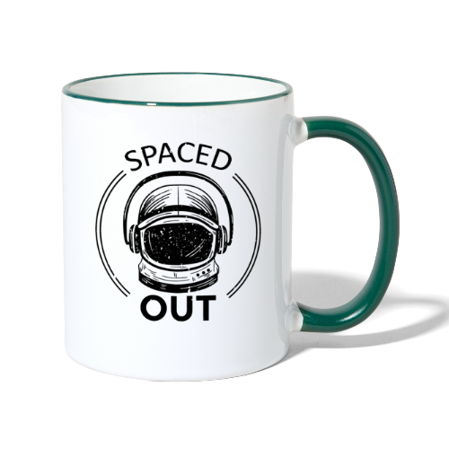 Space Out - Contrasting Mug