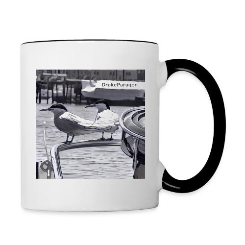 GloucesterBirds_fixPrice - Contrasting Mug