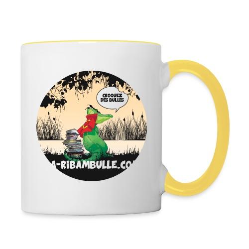 La Ribambulle illus - Mug contrasté