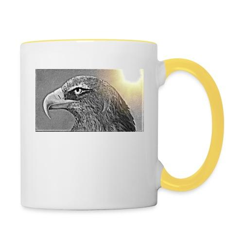 Aigle majestueux - Mug contrasté
