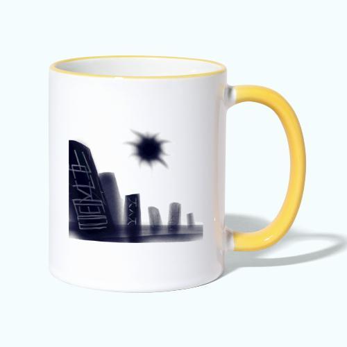 Amarantina 04 Cup Limited Edition - Contrasting Mug