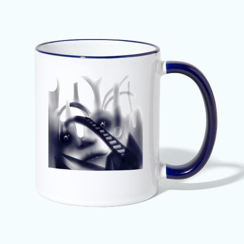 Amarantina 09 cup limited edition - Contrasting Mug