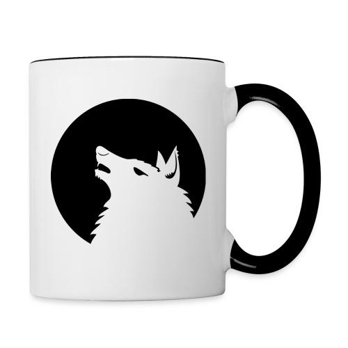 logobb - Mug contrasté