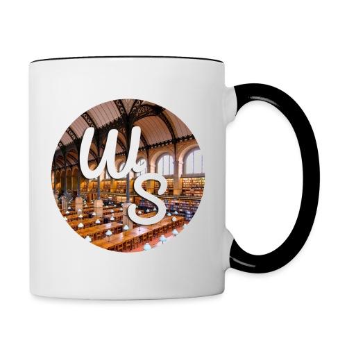 Mug WS - Mug contrasté