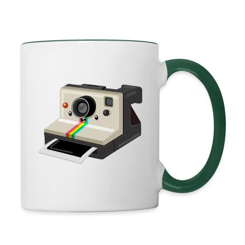 Polaroid 1000 kawaii - Mug contrasté