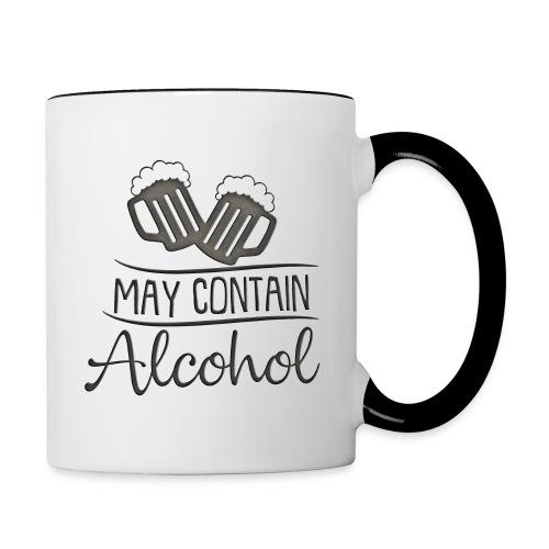 May contain alcohol - Contrasting Mug