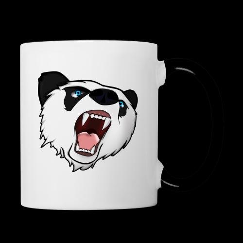 DGP | DeGamePlek Panda logo - Mok tweekleurig