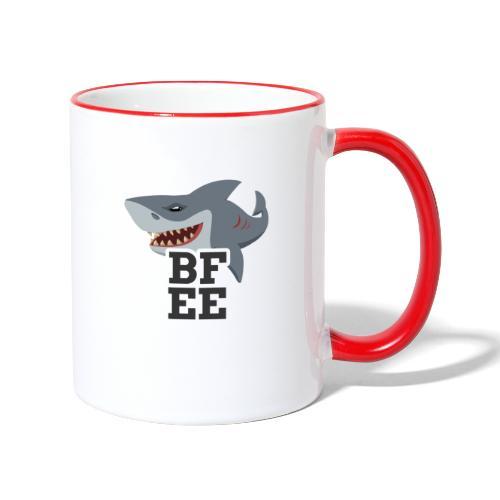 BFEE logo - Contrasting Mug