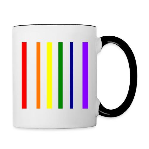 UNSCALABLE - Tasse zweifarbig